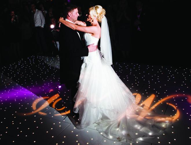 LEDJ Starlit Dance Floor