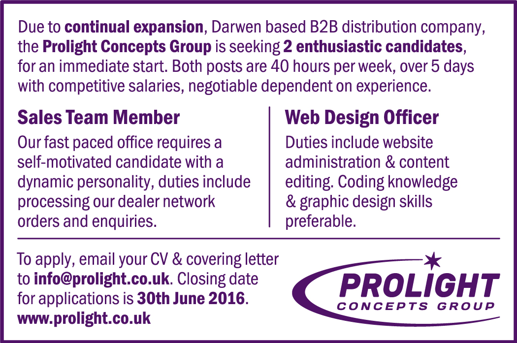 Final_Prolight_Job_Advert10062016