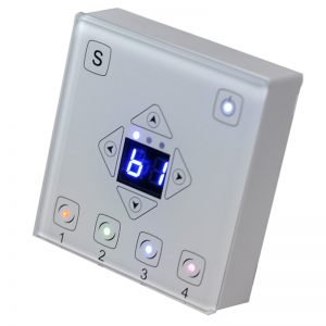 Visio Wireless Wall Dimmer
