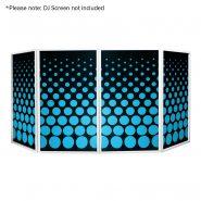 DJ Screen Circle Design Lycra (4 Pack)