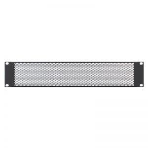 2U 19″ Vented Rack Panel