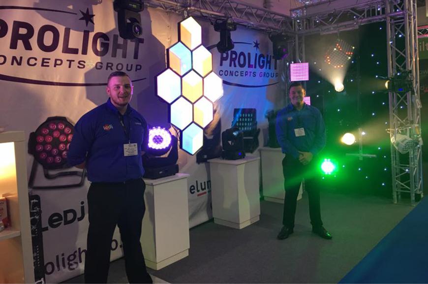 Prolight at PLASA 2016