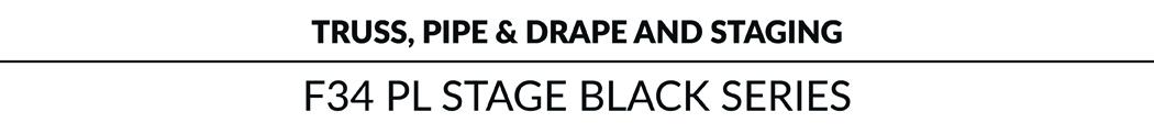 F34 PL Stage Black Series