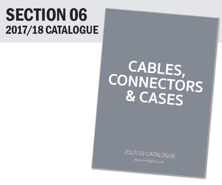 Cables and Cases