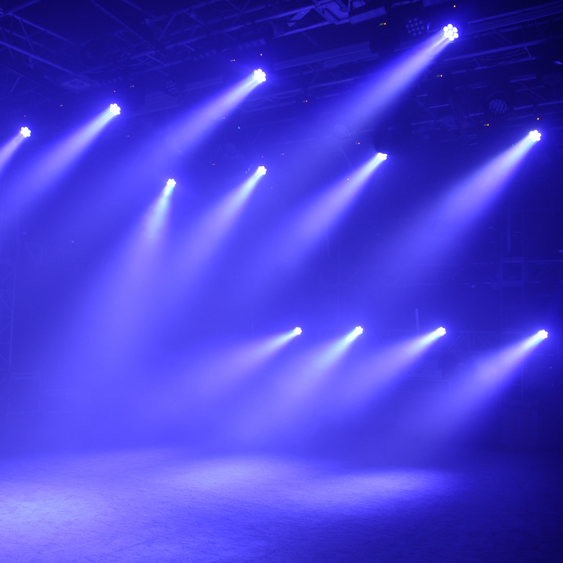 Kudos CM 150 Moving Head Effects