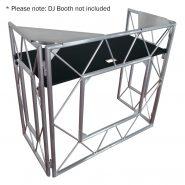 Truss Booth Shelf Kit