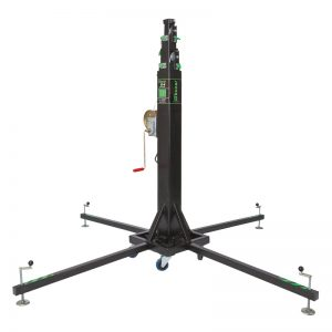 Kuzar K-8 Telescopic Lifter 6.5m 300kg