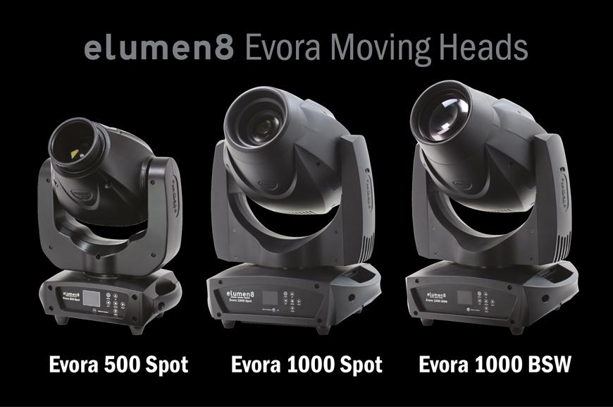eLumen8 Evora Range