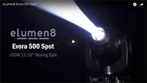 Evora 500 Spot moving head