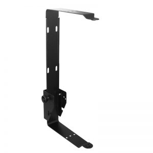 PSR 8 Black Speaker Bracket