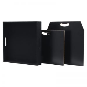 Accessory Tray and Divider Kit for 1200mm Road Case - Group shot