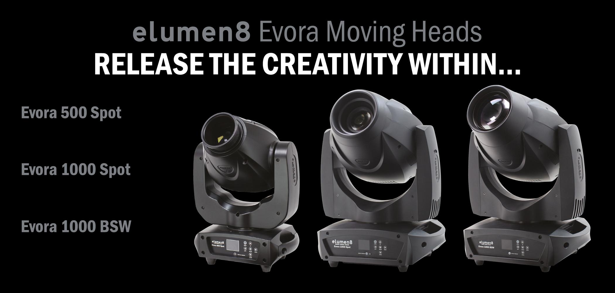 eLumen8 Evora Series