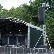 LA 500 F34 PL Line Array Tower