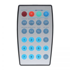 IR Remote for LEDJ88 and LEDJ257