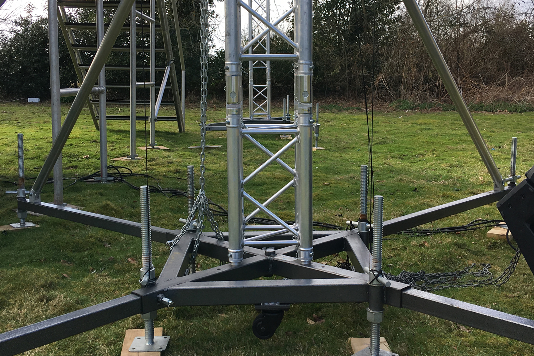 Global Truss F34 PL System