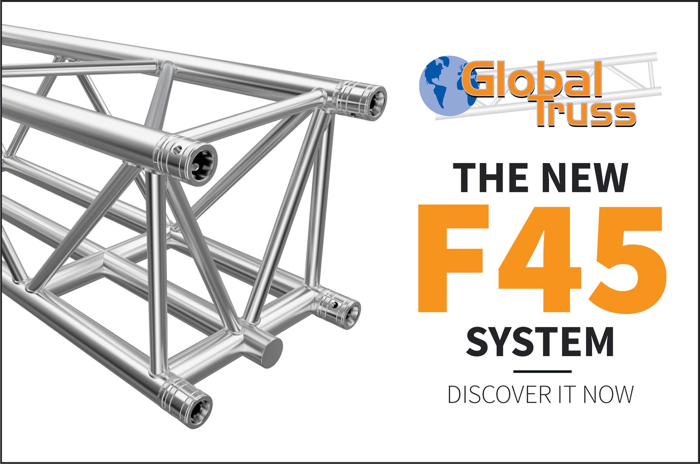 Global Truss F45 System