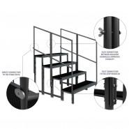 GT Stage Deck 60cm Modular Stair