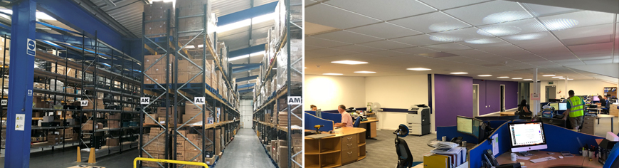 Prolight Concepts Warehouse and Office Space