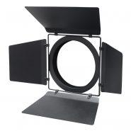 TZ 250F LED Zoom Fresnel Barn Doors