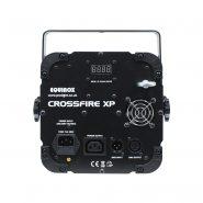 Rear view of Crossfire XP