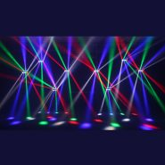 Hot Rod Moving Head Light Effects