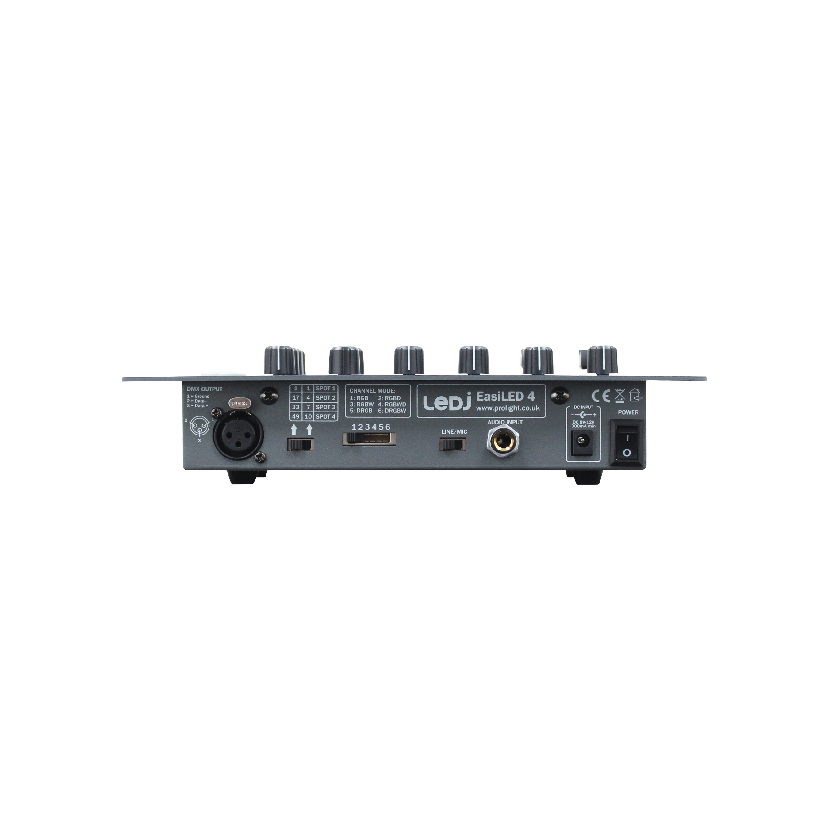 LEDJ EasiLED 4 DMX Controller