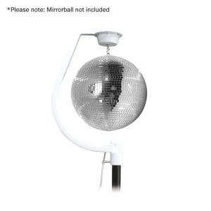 Curve Mirror Ball Hanging Bracket