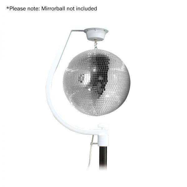 Curve Mirror Ball Hanging Bracket