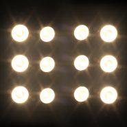 200W COB 3200K Blinder Light Effects
