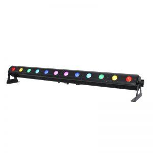Pixel Storm Tri 12 Batten, tri-colour batten with 12 LEDs