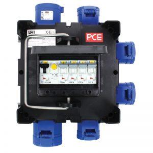 PCE IMST Distribution Box 32A 240V In