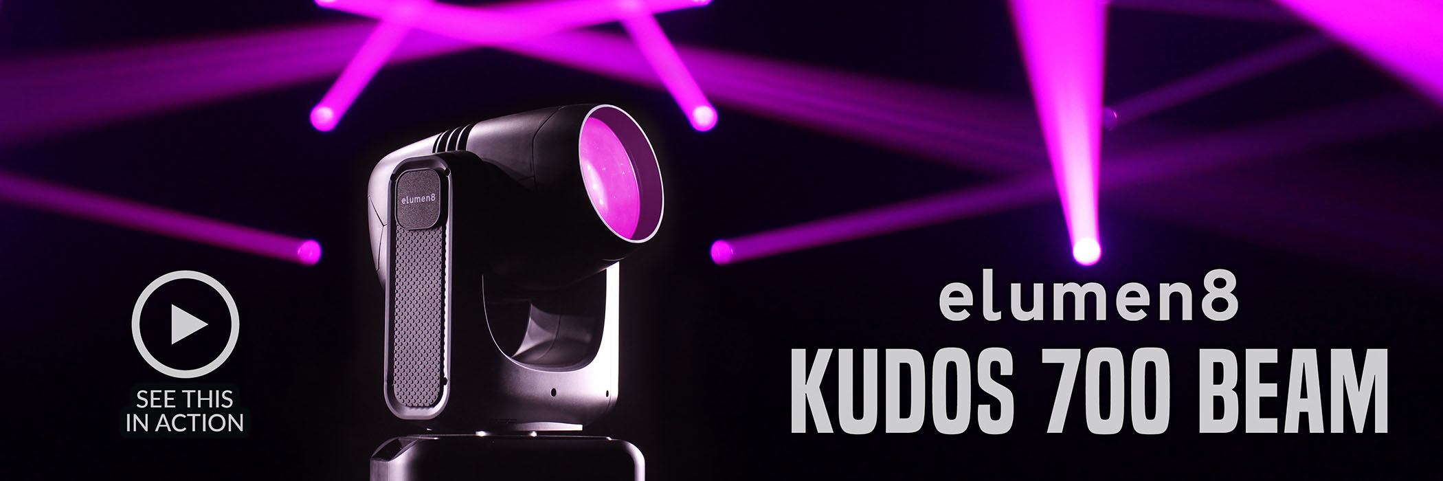 Kudos 700 Beam Moving Head