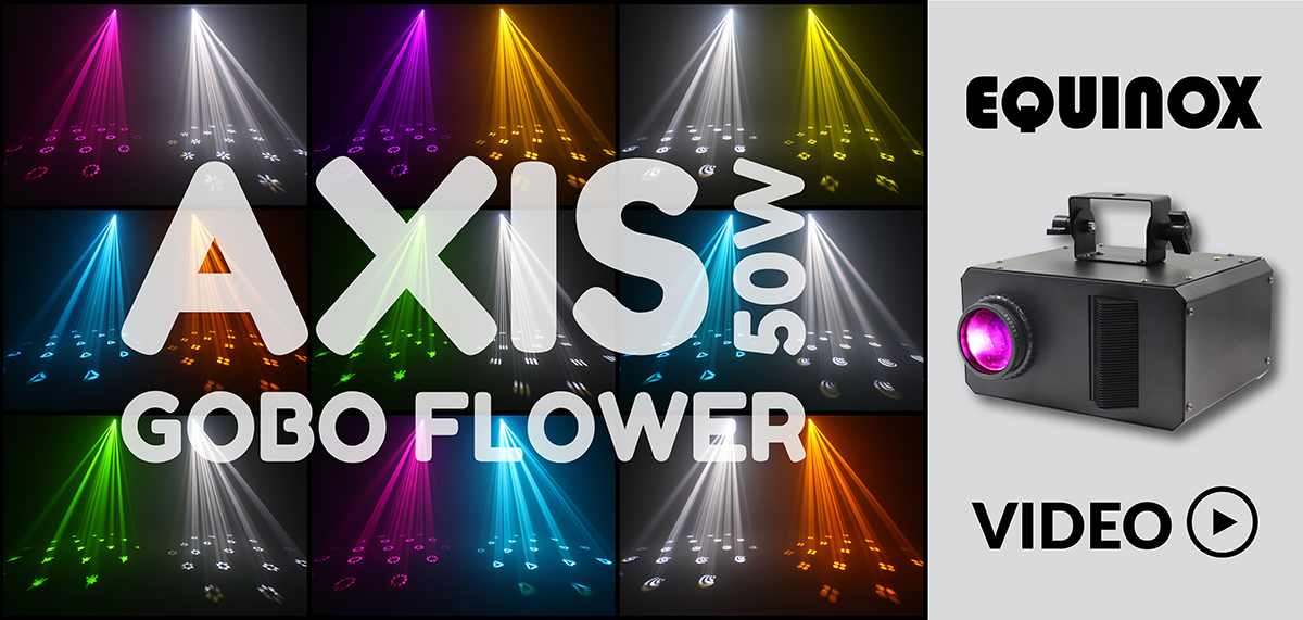 Axis Gobo Flower