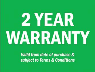 2 Year Warranty on eLumen8 Products
