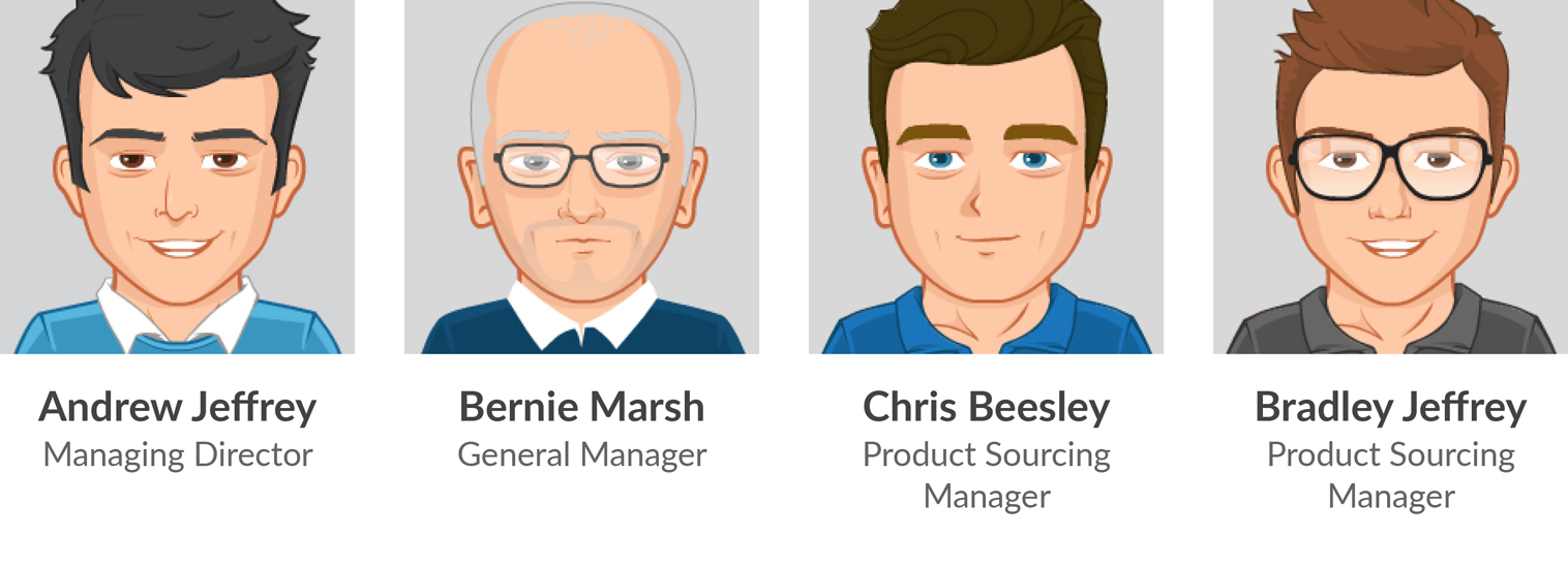 Prolight Concepts Group Managers