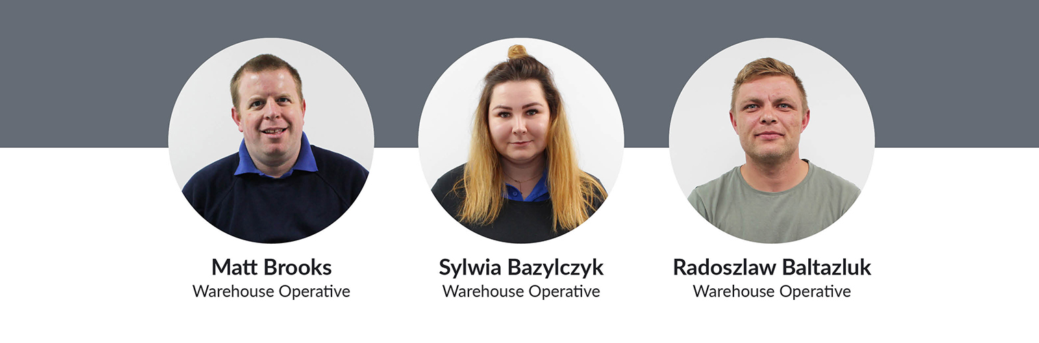 Prolight Concepts Group Warehouse Team
