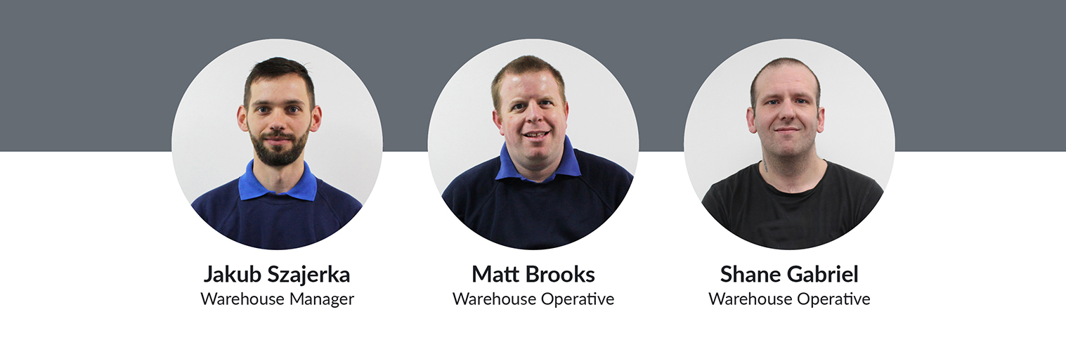 Prolight Concepts Group Warehouse Team