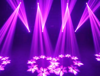 eLumen8 purple light effects