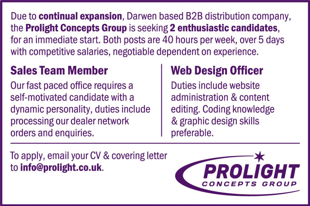 Final_Prolight_Job_Advert10062016-1024x680