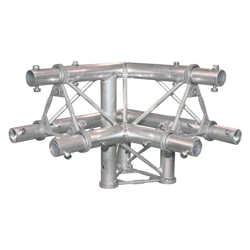 Global Truss 3 Way 90 Degree Corner R/H Apex Up