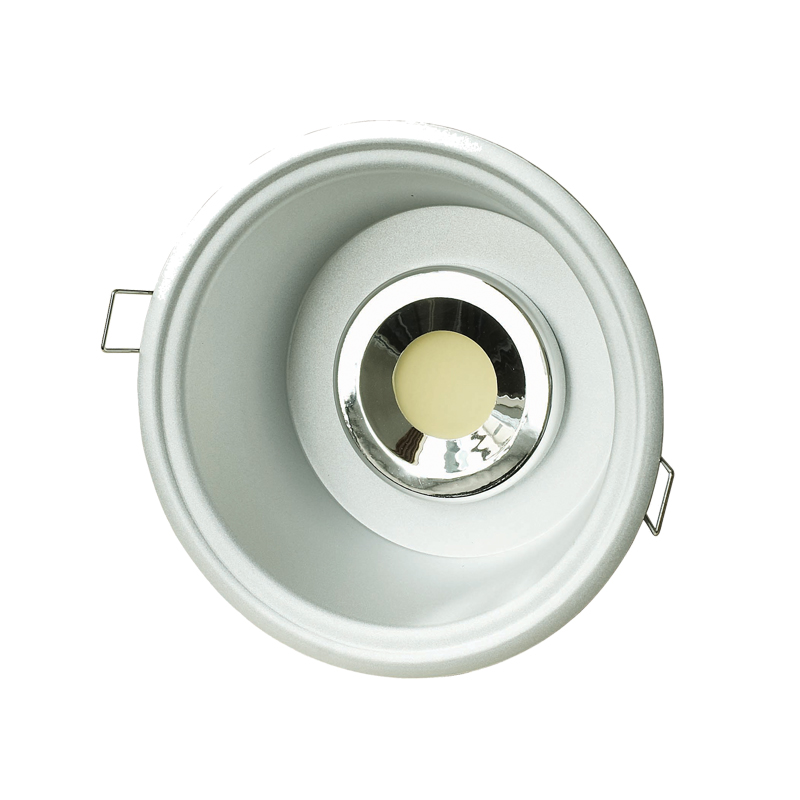 Warm White Visio DL-100D Dimmable 10W Downlight