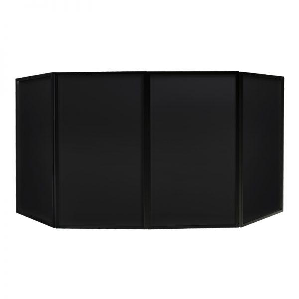 Black Foldable DJ Screen