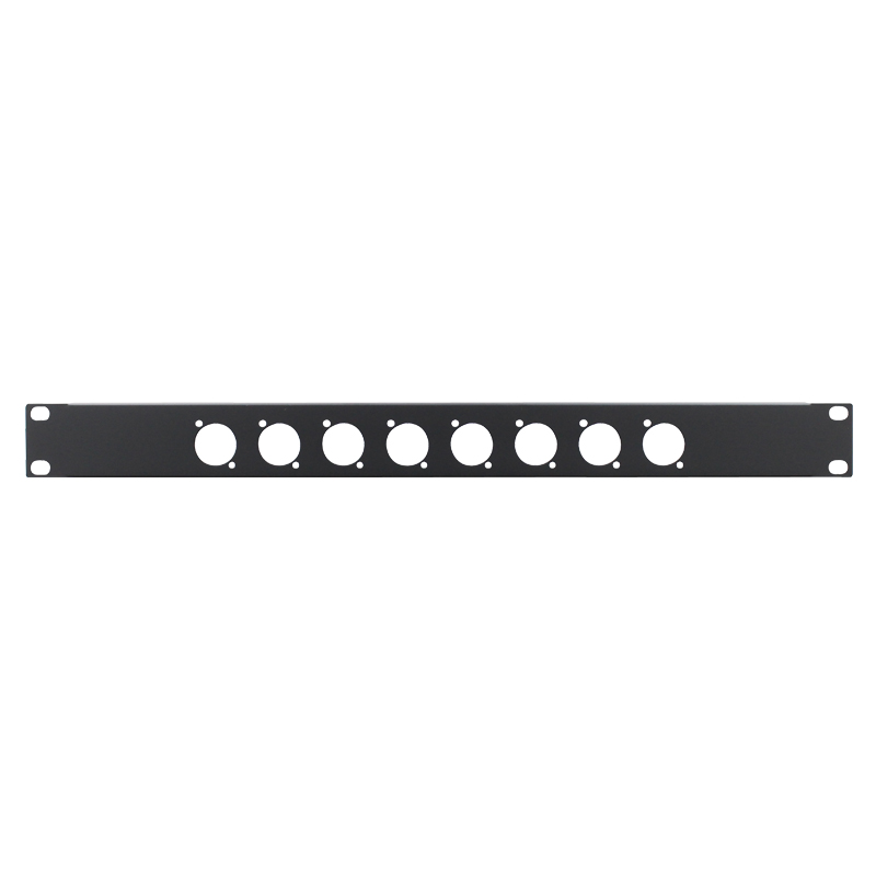 Punched Rack Panel – 8 D Type