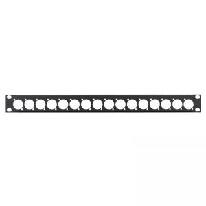 Punched Rack Panel – 16 D Type