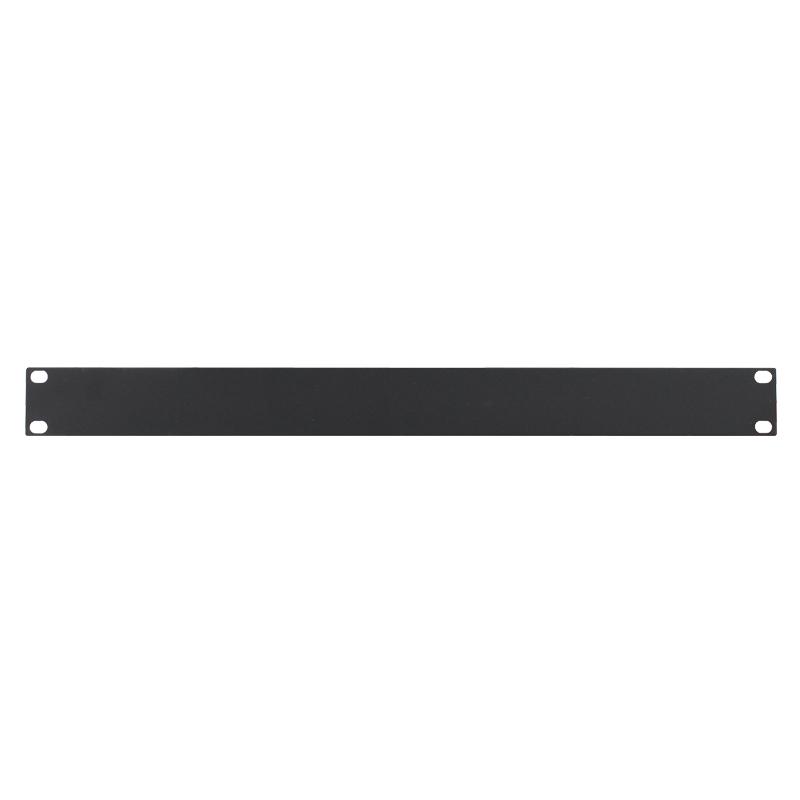 1U 19″ Plain Rack Panel