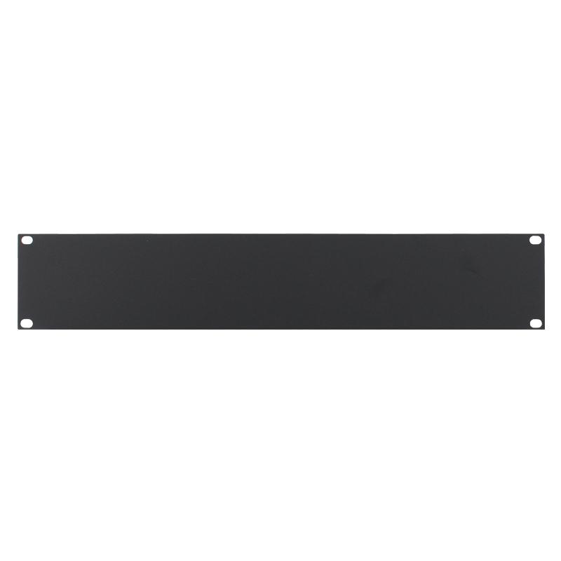 2U 19″ Plain Rack Panel
