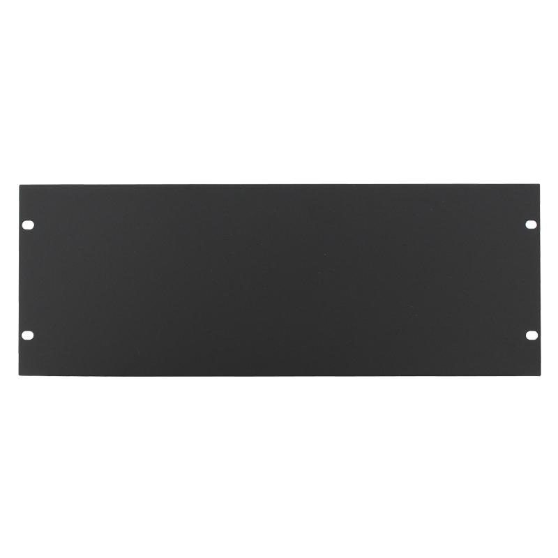 4U 19″ Plain Rack Panel
