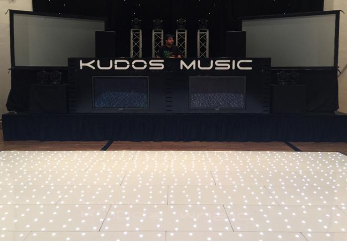 LEDJ Starlit Dance Floor System