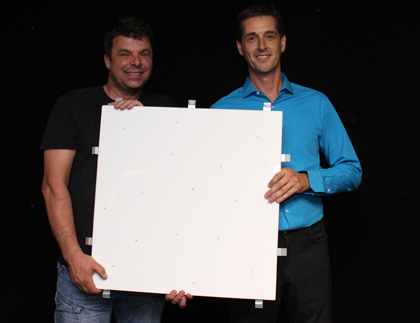 John Edwards of Light The Way and Andrew Jeffrey MD of Prolight Concepts