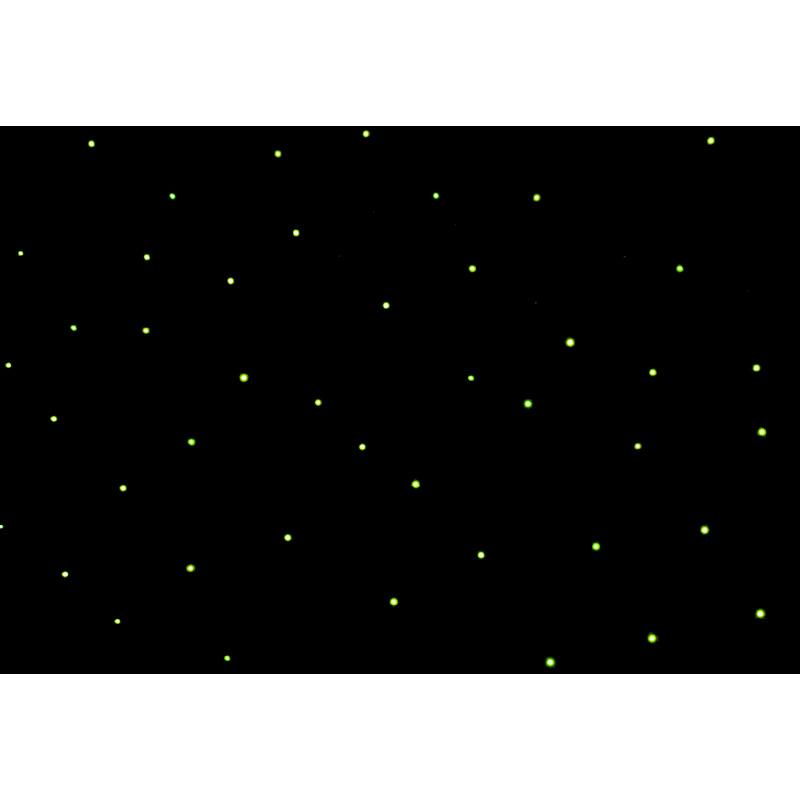 3 x 2m Tri LED Black Starcloth System